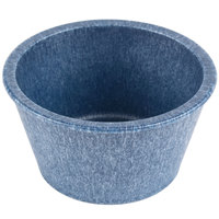 HS Inc. HS1014 2.5 oz. Blueberry Polyethylene Ramekin - 48/Case