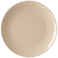 GET BAM-16100 BambooMel 7 3/4 inch Round Plate - 12/Case