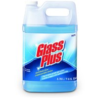 Diversey Glass Plus 1 Gallon Non-Ammonia Glass Cleaner - 4/Case
