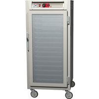 Metro C587-NFC-U C5 8 Series Reach-In Heated Holding Cabinet - Clear Door