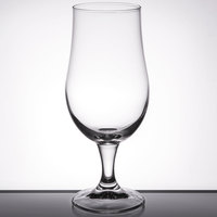 Libbey 920284 Munique 16.5 oz. Customizable Footed Beer Glass - 12/Case