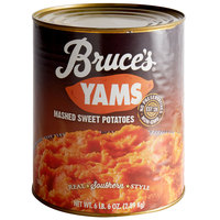 Bruce's Mashed Sweet Potatoes #10 Can