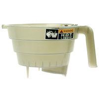 Bunn 03021.0004 Translucent Tea Funnel for Tea Brewers