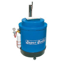 Micro Matic Super Cooler Draft Beer Dispenser with Dolly