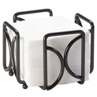 Cal-Mil 1243 Black Wire Beverage Napkin Holder