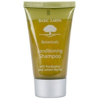 Basic Earth Botanicals Hotel and Motel Conditioning Shampoo 1 oz. Bottle - 300/Case