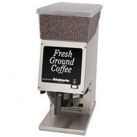 Grindmaster 190SS Single Hopper 6 lb. Coffee Grinder - 120V