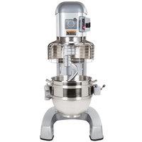 Hobart Legacy HL662-1 60 Qt. Commercial Planetary Floor Pizza Mixer - 200-240V, 2 7/10 hp