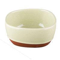 Syracuse China 922224356 Terracotta 9.5 oz. Fern Green Bouillon Cup - 36/Case