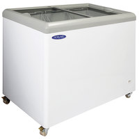 Nor-Lake FTB43-9 Flat Lid Display Freezer - 11.5 Cu. Ft.