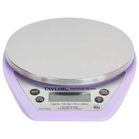 Taylor 1020PRNFS 11 lb. Allergen Dry/Liquid Digital Portion Control Scale