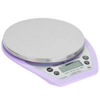 Taylor 1020PRNFS 11 lb. Allergen Dry/Liquid Digital Portion Control Scale