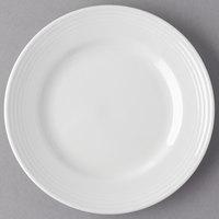 Syracuse China 911196006 Repetition 6 5/8 inch Aluma White Porcelain Plate - 36/Case