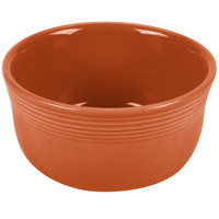 Homer Laughlin 723334 Fiesta Paprika 24 oz. Gusto Bowl - 6/Case