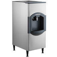 Scotsman HD22B-1 iceValet 22 inch Wide Hotel Ice Dispenser 120 lb. Capacity - 120V