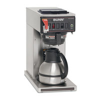 Bunn 23001.0069 CWTF-TC DV Automatic Thermal Carafe Coffee Brewer - Dual Voltage