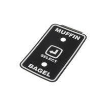 Antunes 1001182 Label Muffin/Bagel