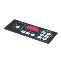 Cres Cor 0848 070 01 Microprocessor Control Label