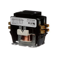 Food Warming Equipment CONTACT-2POLE-120V-40AMP Contactor