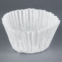 Bunn 20157.0001 12 1/2 inch x 4 3/4 inch Gourmet Coffee Filter - 1000 / Case
