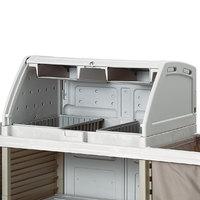 Metro LXHK-TS Locking Top Shroud for Lodgix Housekeeping Carts