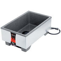 Vollrath 72020 Cayenne Full Size Heat 'n Serve Countertop Warmer - 120V, 1000W