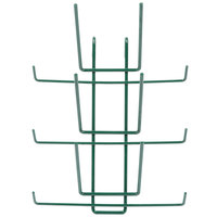 Metro BH6K3 6-Prong Bottle Rack 11 inch x 14 7/8 inch x 5 1/8 inch