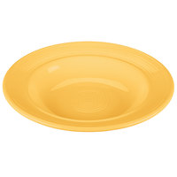 Tuxton CSD-090 Concentrix 12 oz. Saffron China Soup / Pasta Bowl - 24/Case