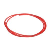 Jackson 5700-011-37-14 Tube,1/4 Od Red Polyethylene 80
