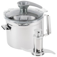 Robot Coupe 27166 7 Qt. Stainless Steel Bowl Assembly