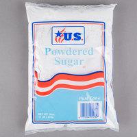 1 lb. 10X Powdered Sugar   - 24/Case