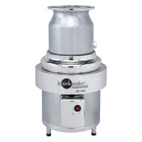 Insinkerator SS-1000-12 Short Body Commercial Garbage Disposer- 10 hp, 3 Phase