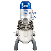 Vollrath 40760 60 Qt. Commercial Planetary Floor Mixer with 3 Speeds - 2 hp