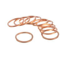 Rational 1315.0104 Copper Washer - 10/Pack