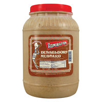 Admiration Dusseldorf Mustard - (4) 1 Gallon Containers / Case