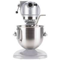 Hobart N50 5 Qt. Commercial Countertop Mixer with Accessories - 120V, 1/6 hp