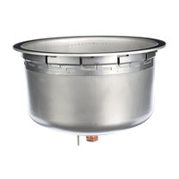 Wells WS-50392 Water Pot W/Drain