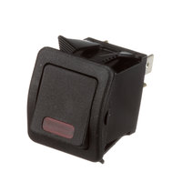 Garland / US Range 1872400 125v Rocker Switch Red