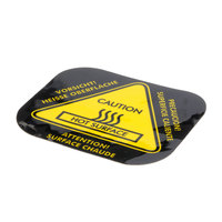 Alto-Shaam LA-3087 Sticker (Caution Hot)