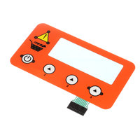 Franke 19003900 Keypad, F3d3, Green-Lcd