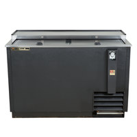 "True TD-50-18 Horizontal 50"" Bottle Cooler"