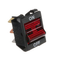 Vulcan 00-819648 Switch;Red On-Off