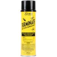 16 oz. Noble Chemical Terminate Aerosol Crawling Insect Killer - 12/Case