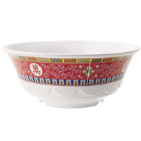 GET M-807-L Dynasty Longevity 32 oz. Wave Bowl - 12/Case