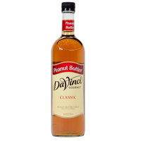 DaVinci Gourmet 750 mL Peanut Butter Classic Coffee Flavoring Syrup