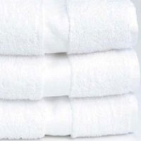 Hotel Bath Towel - Welcam 24 inch x 50 inch 86/14 Cotton / Poly 10.5 lb. - 60/Case
