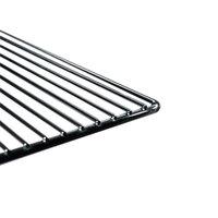 True 959242 Chrome Wire Shelf with Shelf Supports - 25 inch x 26 9/16 inch