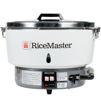 Town RM-55P-R Natural Gas 110 Cup (55 Cup Raw) Gas Rice Cooker and Warmer