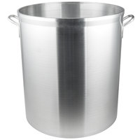 Vollrath 68700 Wear-Ever Classic Select 120 Qt. Heavy Duty Aluminum Stock Pot