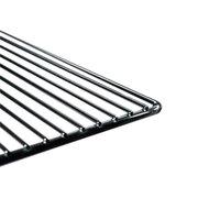 True 959223 Chrome Wire Shelf with Shelf Supports - 23 1/2 inch x 27 3/4 inch